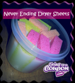 Never-ending-dryer-sheets