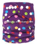 AnAnBaby Purple With Polka Dots